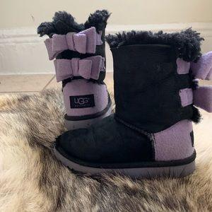 UGG Australia girls winter boots sz 10